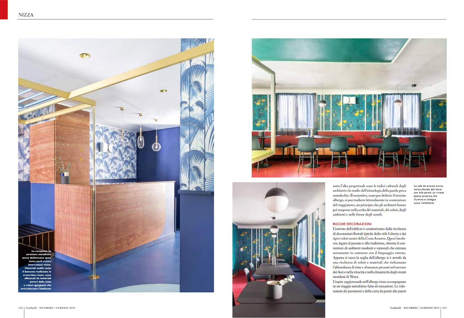 Lo Space Senza Pareti you built: tra liberty e le corbusier – sceg